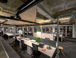 Built office fitout wins prestigious Design Institute of Australia (DIA) WA award 2015