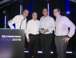 Technology division wins Crestron integrator award for Westpac Barangaroo