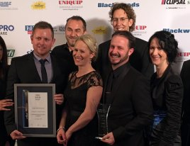 Western Australia branch wins National Excellence award for Aldi Jandakot​