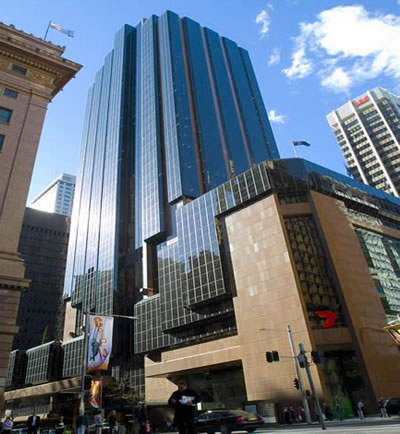 Offices of NSW Premier and Cabinet in Martin Place