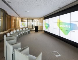 Technology division wins avt Best Project for Lendlease fitout