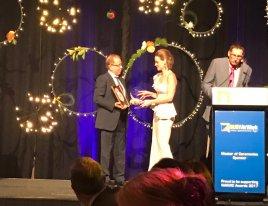 Cassandra Rowan wins major NAWIC award