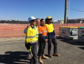 Clarence Correctional Centre Project On Track