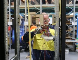 Communications Technician Wins BICSI Skills Challenge for WA