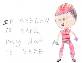 FredonSafe Drawing Competition Winners