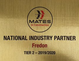 Fredon and MATES In Construction National Partnership