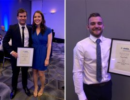 Winners at the 2019 AMCA ACT Gala