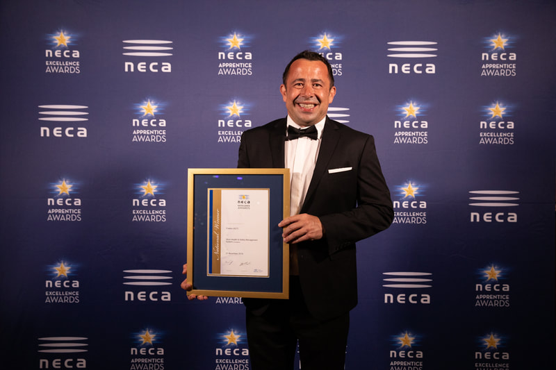 Fredon ACT wins NECA National Excellence Awards for Work, Health & Safety Management