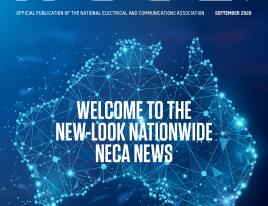 Jarrod Smith Featured in NECA News
